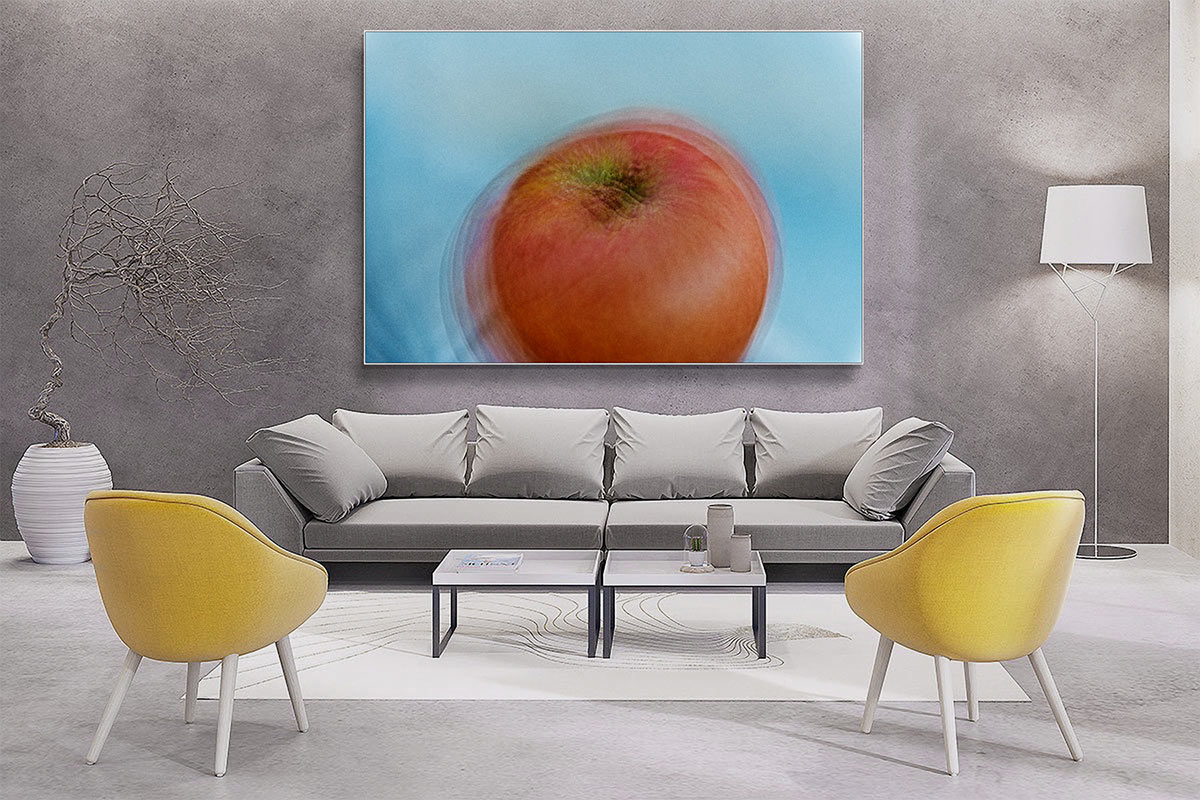 artwork-inspired-living-room-decor